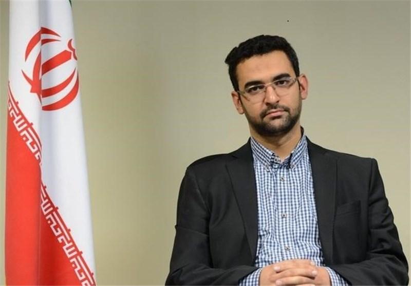 وزیر ارتباطات رسما استعفایش را تکذیب کرد
