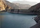 سرریز سد طالقان/ 25 میلیون مترمکعب آب از سرریز این سد گذشت