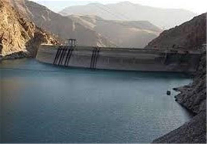 تهران| وضعیت سد طالقان کاملاً تحت کنترل است