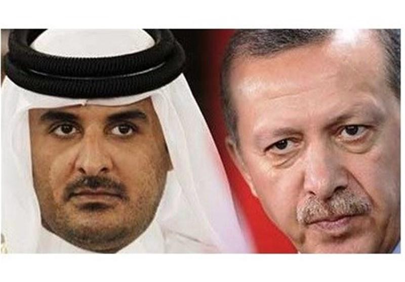ترکیا وقطر تتفقان على إنشاء مجلس أعلى للتعاون الاستراتیجی