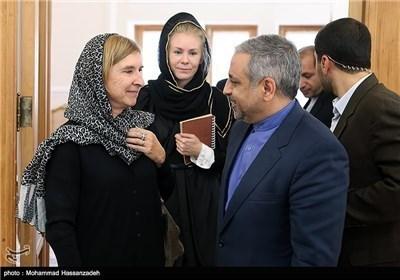 لقاءات وزیر الخارجیة