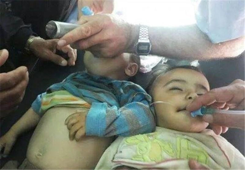 وفاة أکثر من 60 طفلاً سوریاً بلقاحات فاسدة أدخلها الائتلاف المعارض عبر ترکیا
