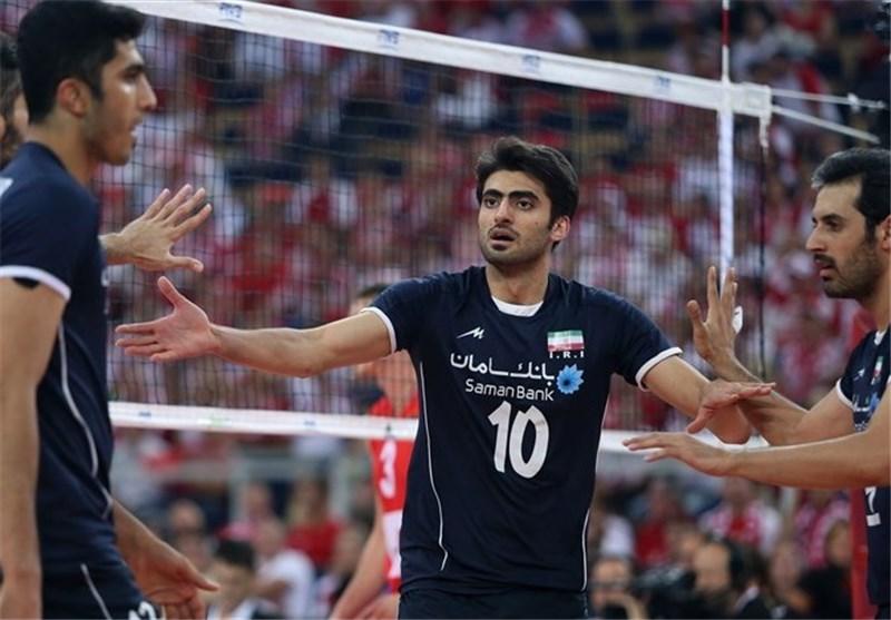 Iran on Brink of Winning 50th Set at Volleyball World Championship