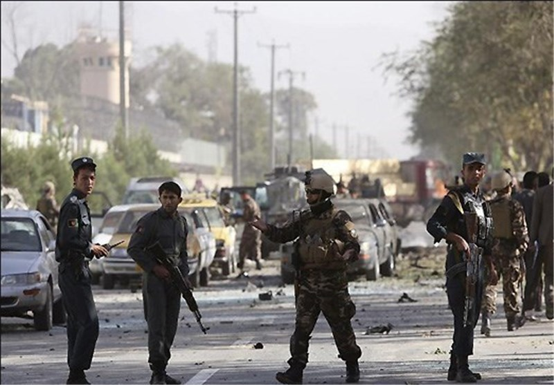 Taliban Bombs Hit Afghan Army Vehicles, Killing At Least 7