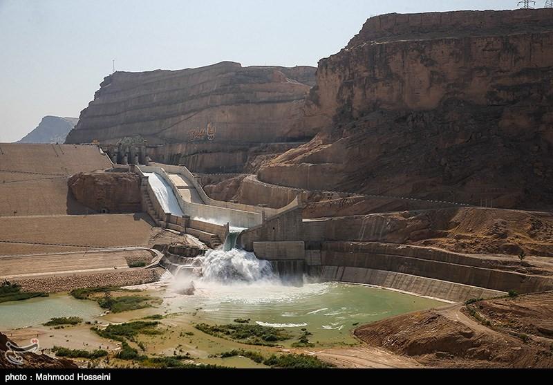 آب 3 سد در استان کرمانشاه سرریز شد