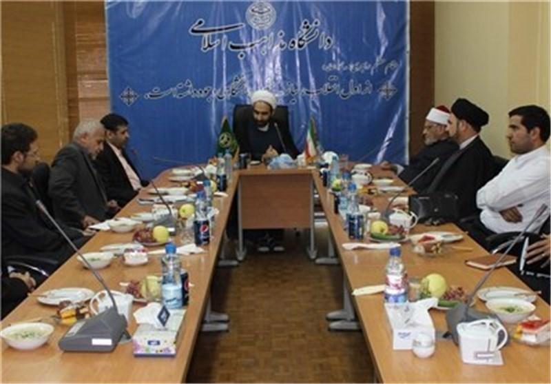 """الشیخ محمود کریمه: تشکیل عصابات """"داعش"""" الإرهابیة خطة صهیونیة للقضاء على الإسلام"""
