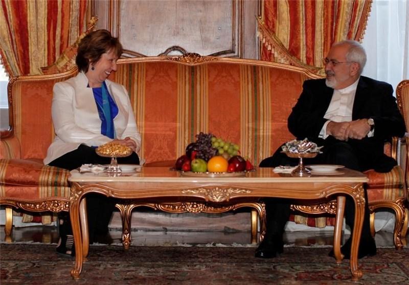 "Iran, EU Officials Hold ""Useful"" Meeting in Austria: Spokesman"