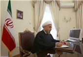 President Rouhani Congratulates Turkey on Republic Day