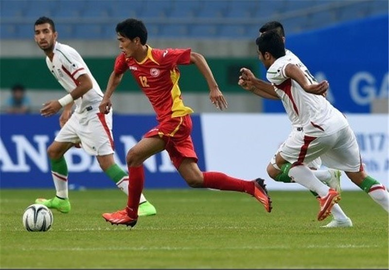 Iran's Olympic Team to Play Denmark