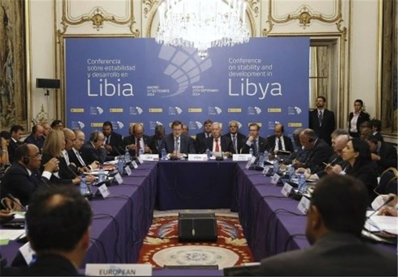 Libya Meeting Rejects Military Intervention