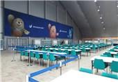 سالن چند منظوره سلف دانشجویی دانشگاه مازندران افتتاح شد