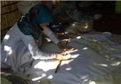 بانوی سرخهای با پخت نان محلی به کارآفرینی رسید؛ «چپاتین» چگونه به درآمدزایی کمک کرد؟