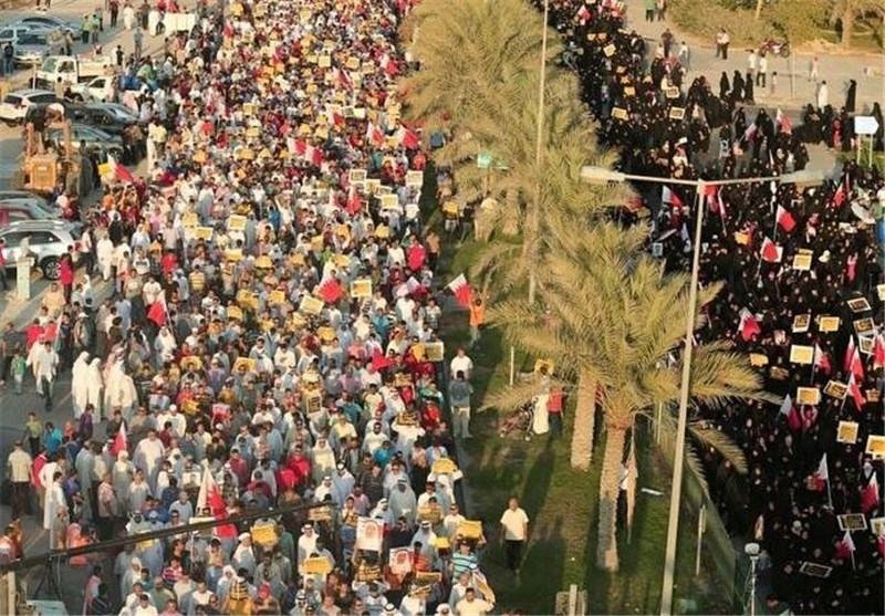 Bahraini Demonstrators Urge End to Al Khalifa Rule