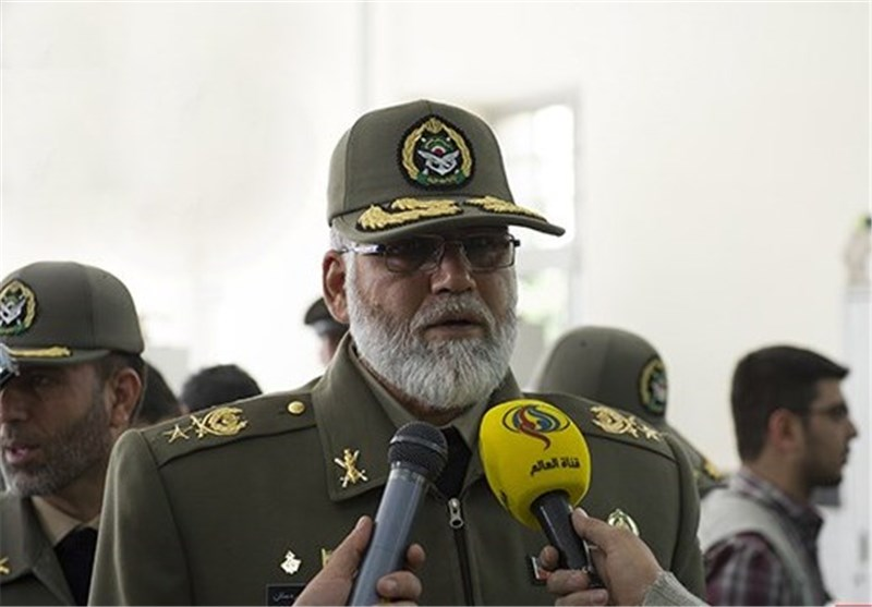 Commander: Iran Closely Monitors Terrorists' Moves