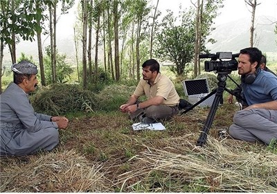 رونمایی از مستند «پیشمرگان» در خبرگزاری تسنیم