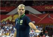 پست جدید رزنده در تیم ملی والیبال برزیل