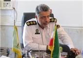 رئیس پلیس راهور خوزستان: 90 درصد ترددها از مرز چذابه مربوط به بازگشت زائران است