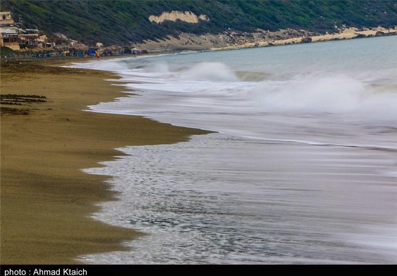 الطبیعة فی مدینة اللاذقیة على الساحل السوری