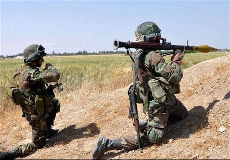 """الجیش السوری یحکم سیطرته على عدة کتل فی """"عدرا"""" ومقتل قائد """"لواء أسود الغوطة"""" بریف دمشق"""