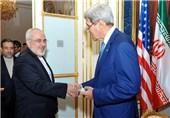 Zarif, Kerry Discuss Iran Nuclear Talks' Progress