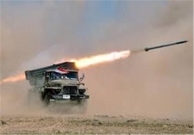 "الجیش السوری یستهدف تجمعات ""الدواعش"" بریف حلب ویدمر أرتال من سیارات الإرهابیین فی درعا"