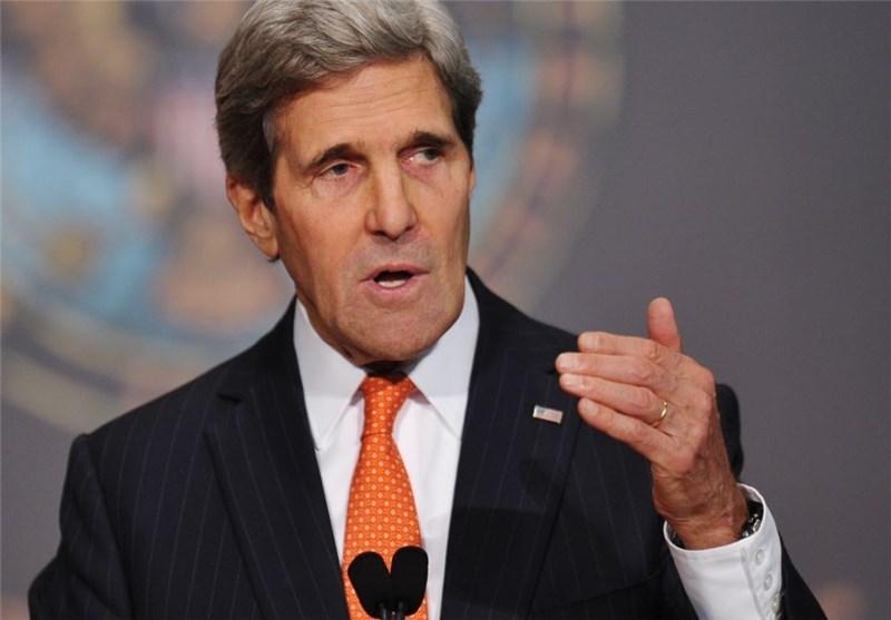 Kerry: Saving Kobane Not Part of Strategy