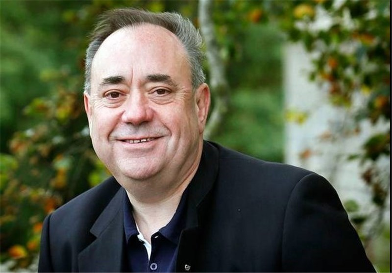 Salmond Highlights Tehran, Edinburgh Potential to Enhance Mutual Cooperation