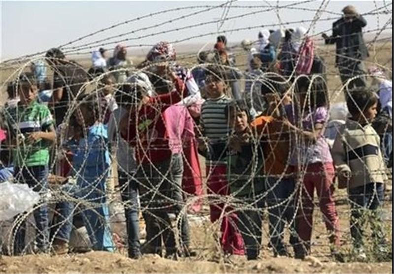 آوارههای سوری