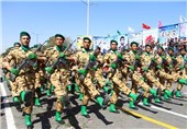 Army Standing Firm in Defending Iranian People, Islamic Republic's Achievements