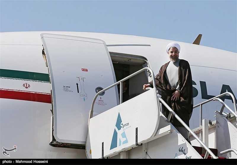 رئیس الجمهوریة یصل الى نیویورک للمشارکة فی اجتماعات الامم المتحدة