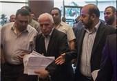 مصر مذاکرات غیر مستقیم فلسطینی –اسرائیلی را لغو کرد