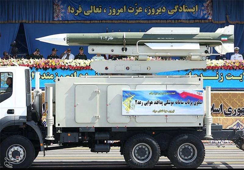 آجا | ارتش | ارتش جمهوری اسلامی ایران , سامانههای پدافندی , موشکهای پدافندی , قرارگاه پدافند هوایی , اخبار نظامی | اخبار دفاعی ,