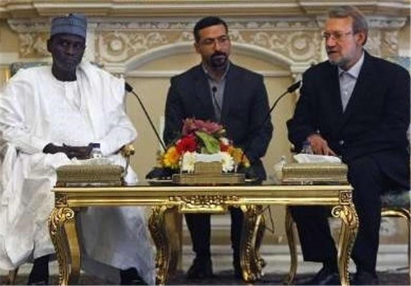 لاریجانی : التعاطی التکتیکی مع الارهاب ادى الى انتشاره