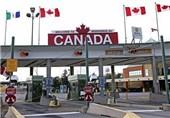 آمریکا محدودیتهای سفر در مرز کانادا و مکزیک را تمدید کرد