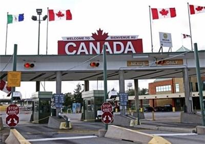 محدودیت سفرهای مرزی آمریکا با مکزیک و کانادا تا اواسط سپتامبر تمدید شد