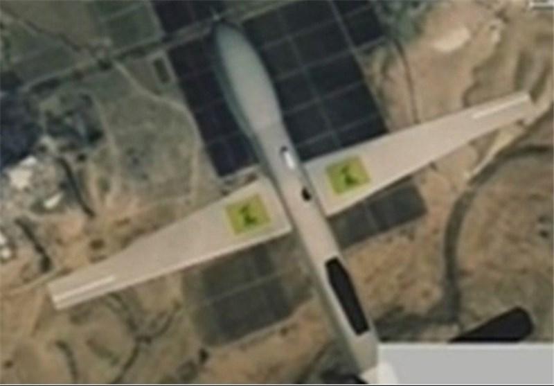 طائرة بدون طیار لحزب الله تقصف موقعا للنصرة+فیدیو