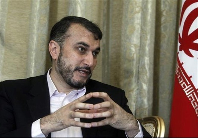 Iran Not to Allow Terrorists to Overthrow Syrian President