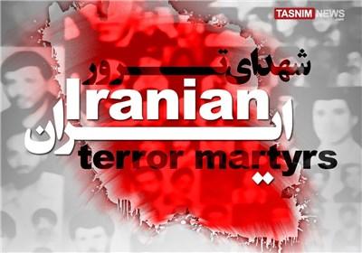 اینفوگرافیک/ شهدای ترور ایران