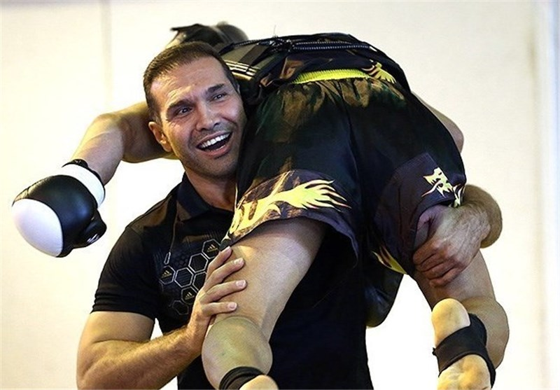 Iran Finishes 2nd in Sanda World Cup