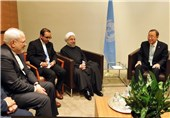 UN's Ban Lauds Iran's Interaction with IAEA