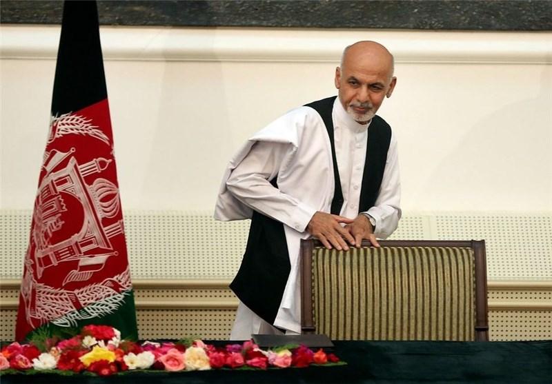 «اشرفغنی احمدزی» به عنوان رئیس جمهور جدید افغانستان سوگند یاد کرد