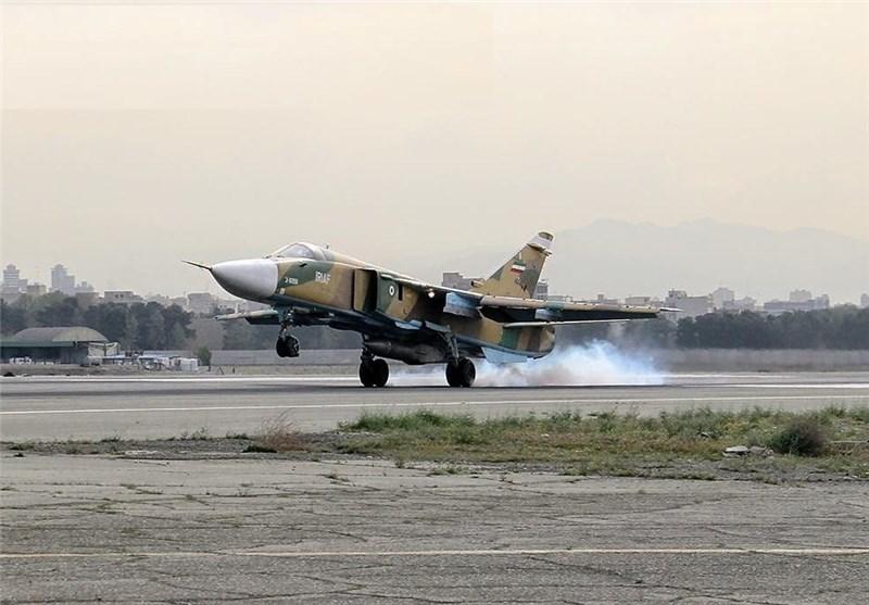 Iranian Air Force Successfully Overhauls Sukhoi Warplane