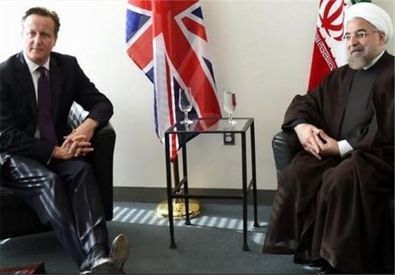 Iran President: Cameron's Remarks Incorrect, Unacceptable