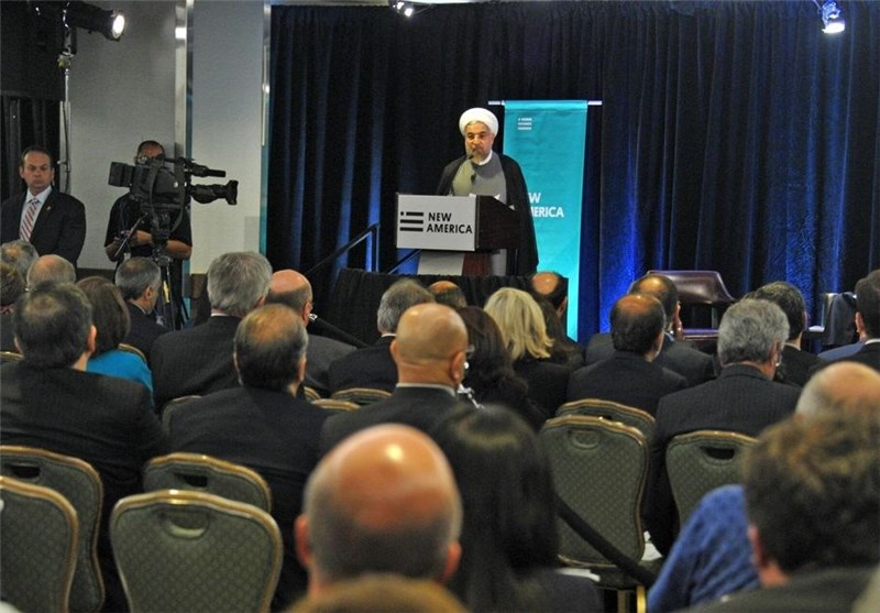 """برنامه روز دوم روحانی در نیویورک؛ از دیدار با """"مکرون و می"""" تا مصاحبه با """"کریستین امانپور"""""""