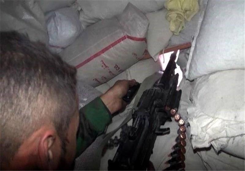 الجیش السوری یتقدم فی جوبر وکمین محکم ضد الإرهابیین على الحدود اللبنانیة