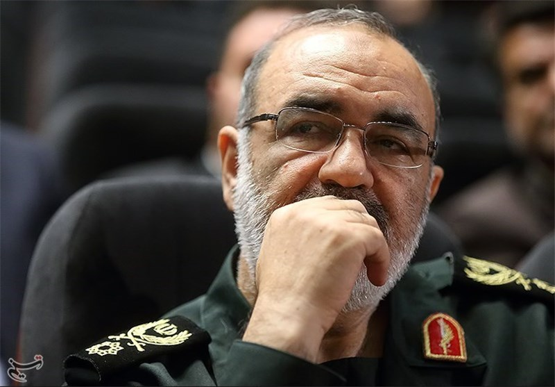 Commander Highlights Iran's Close Watch on Borders