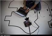 مسابقات رباتیک دانشگاه صنعتی شریف