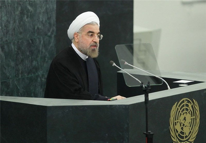 Iran President: West's Mistakes Turned Region into Terrorists' Haven