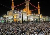 صحن امام رضا(ع) در حرمین امامین کاظمین به بهره برداری میرسد