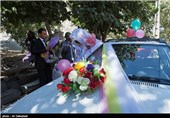 عروسی سنتی در روستای سینی شهر کلات نادر